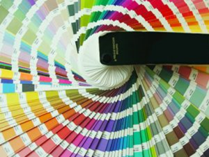 Devising a color palette for your book